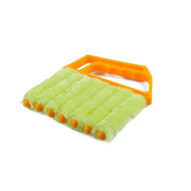 Купить щетку для чистки жалюзи 13,5 x 12,5 см
