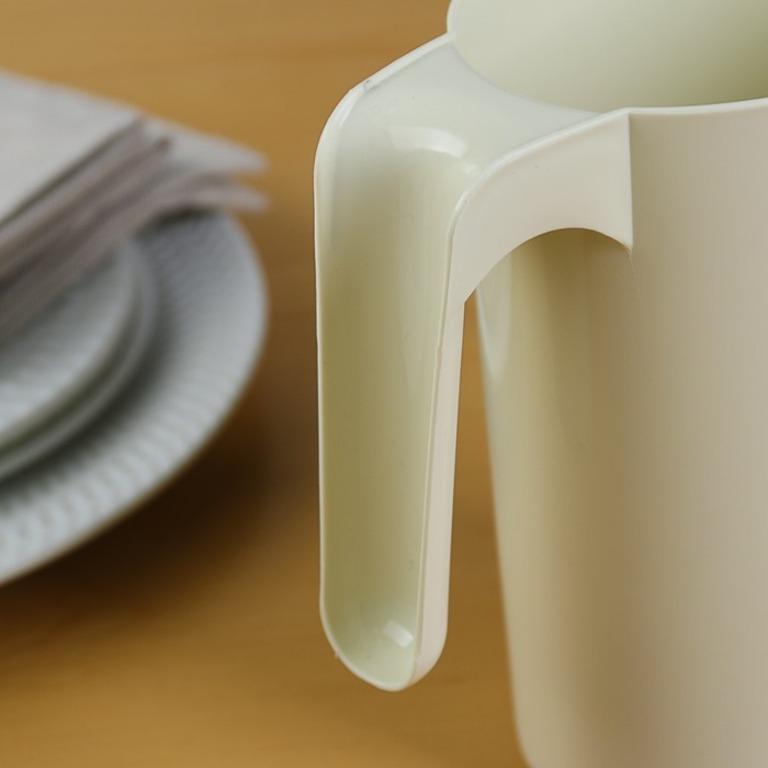 Купить кувшин-подставка для молочного пакета Молочко 1 л 17 x 9 x 19 см