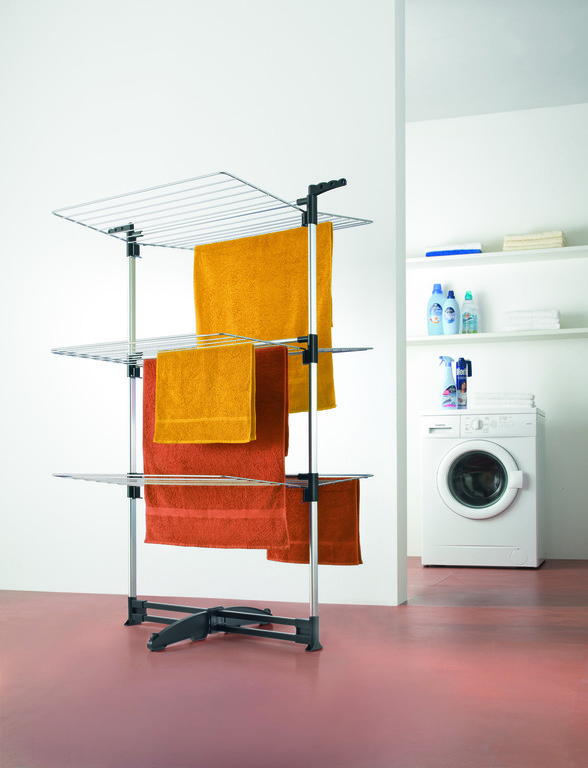 Купить сушилку для одежды 78 х 68 х 137 см
