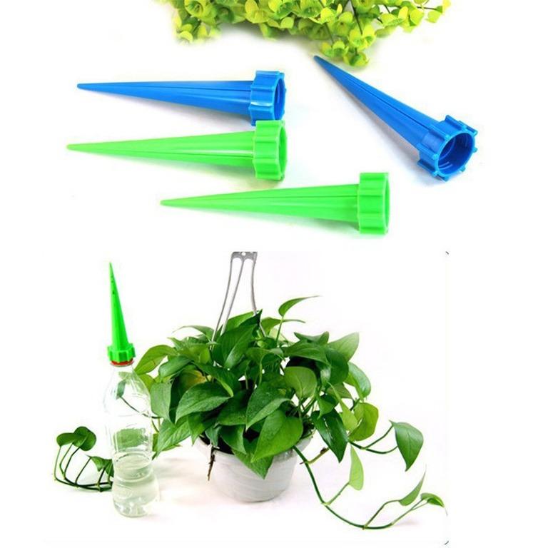 Купить комплект для полива растений Watering Spike 4 шт 3 x 3 x 13 см