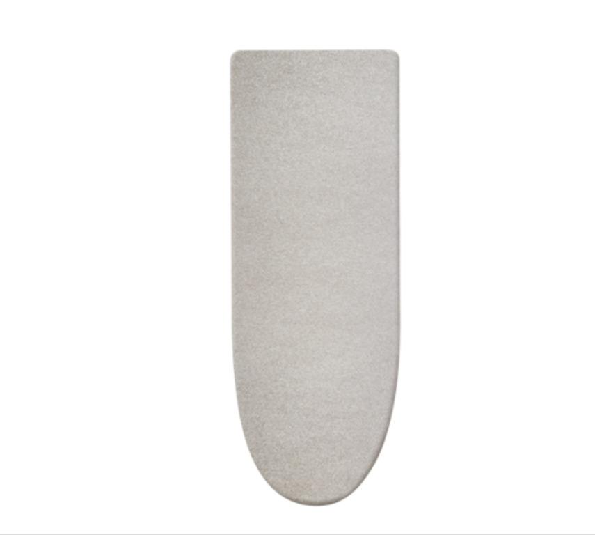 Купить чехол для гладильной доски дублированный тефлон 130 х 46 см