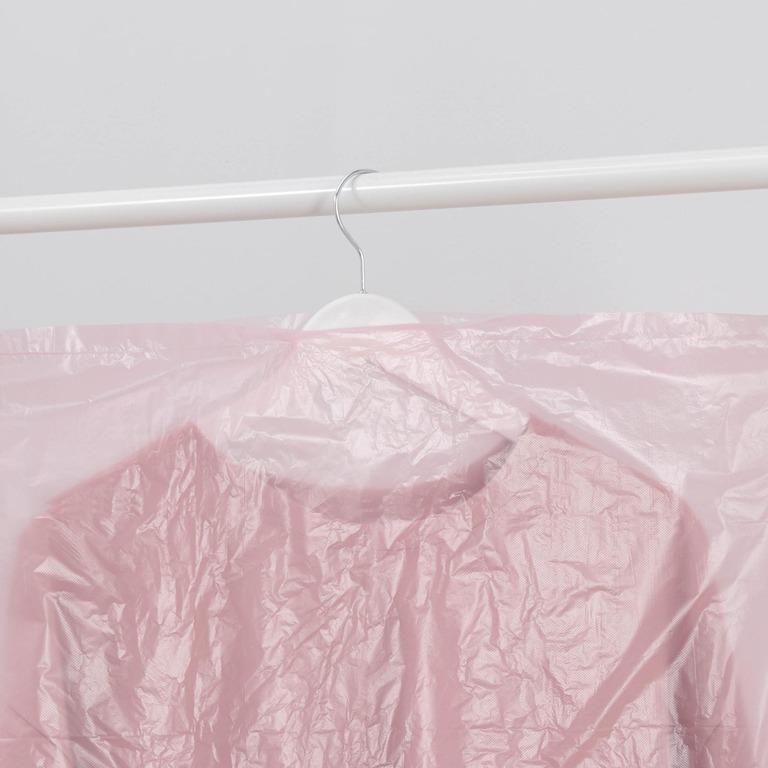Купить набор ароматизированных чехлов для одежды Lavender 2 шт розовый 110 x 65 см