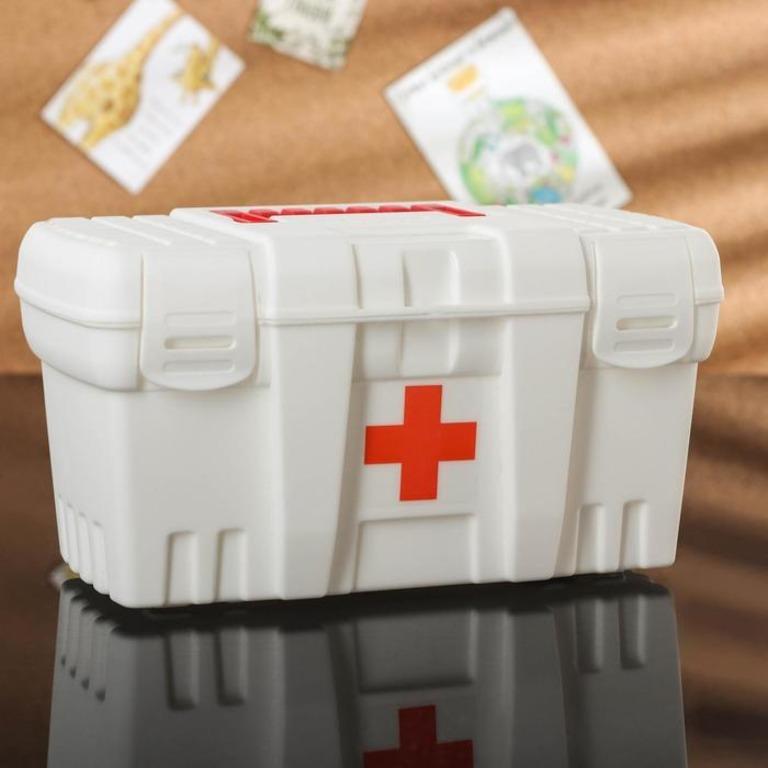 Купить аптечку для хранения медикаментов 26 х 14 х 15 см