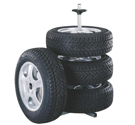 Стойка для хранения колес