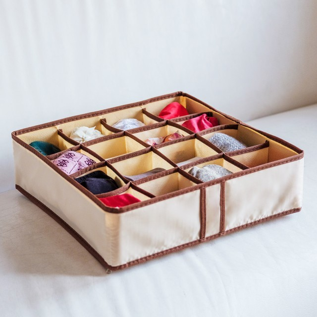Комплект из 3х органайзеров на 38 боксов Bora-Bora