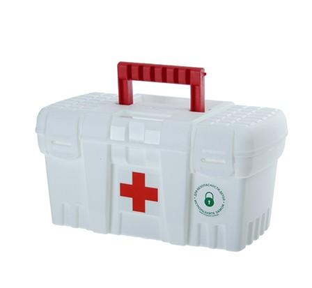 Аптечка для хранения медикаментов, модель 3, 26,5 х 14 х 15,5 см