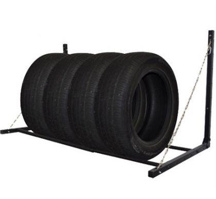 Полка настенная для колес, 140 x 73 x 70 см