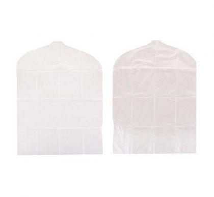 Чехол для хранения одежды 60смХ95см, белый