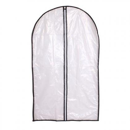 Прозрачный чехол для одежды 102смХ61см