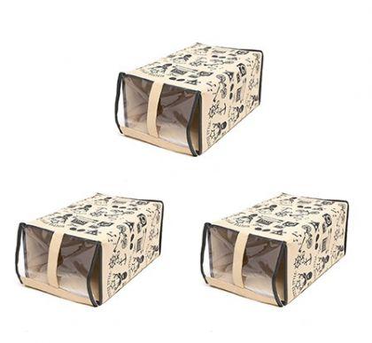 Комплект из 3х Обувных коробок Hipster Style