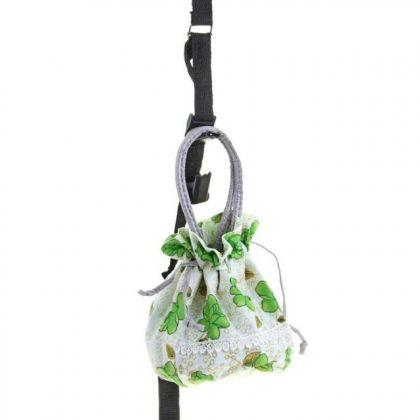 Ремень на дверь для подвешивания сумок на 8 крючков, 200 х 3,2 см