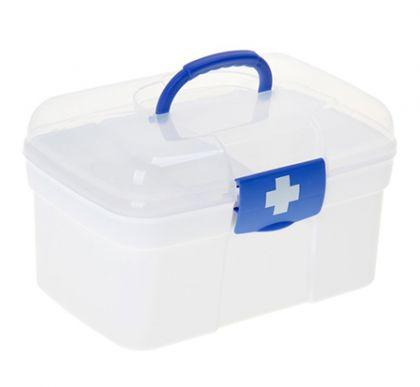 Аптечка для хранения медикаментов, 21смx14смx13см