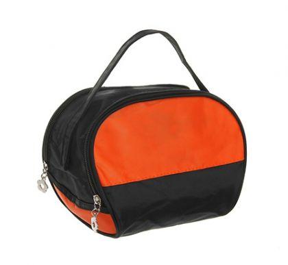 Органайзер для сумки на 1 отделение на молнии, оранжевый