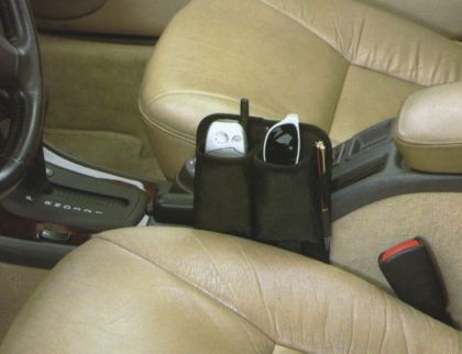 Органайзер в автомобиль для телефона и очков