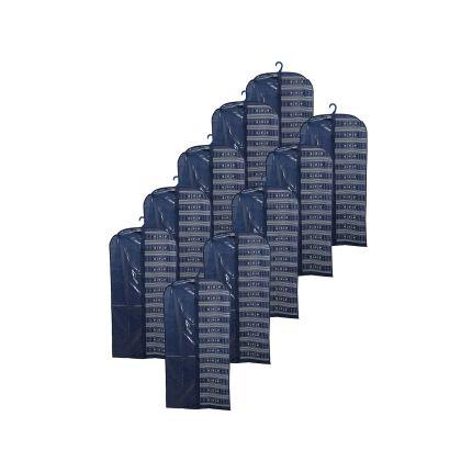 Комплект из 10ти чехлов для одежды 120x60см Ocean
