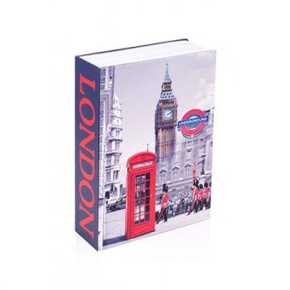 Шкатулка-книга Лондон, средняя