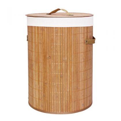 Складная корзина для белья Круг, 48 литров