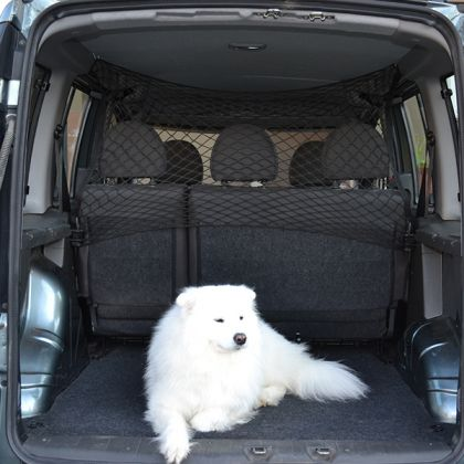 Сетка для перевозки собак