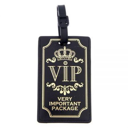 Бирка на чемодан VIP
