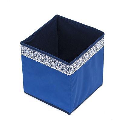 Коробка куб 17х17х17см Winter