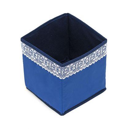 Коробка куб 22х22х22см Winter