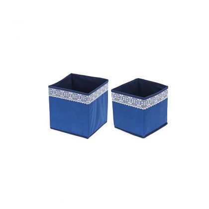 Комплект коробок на 22 и 17 см Winter