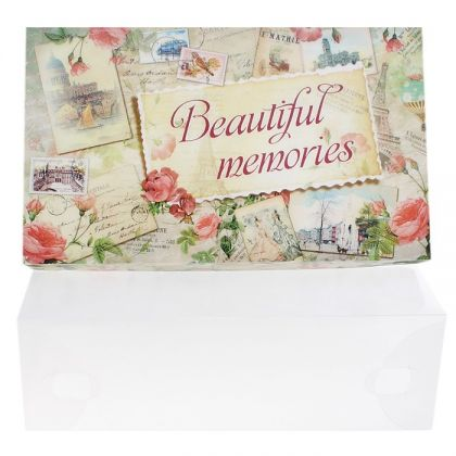 """Коробка для хранения """"Красивые воспоминания"""", 30 х 18,5 х 90,5 см"""