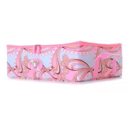 Короб для вещей 45x33x16 см, розовый