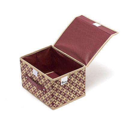 Коробка с крышкой Престиж