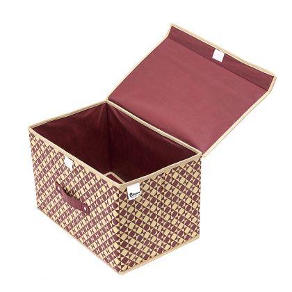 Коробка с крышкой большая Престиж