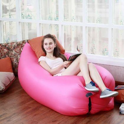 Надувной диван Биван