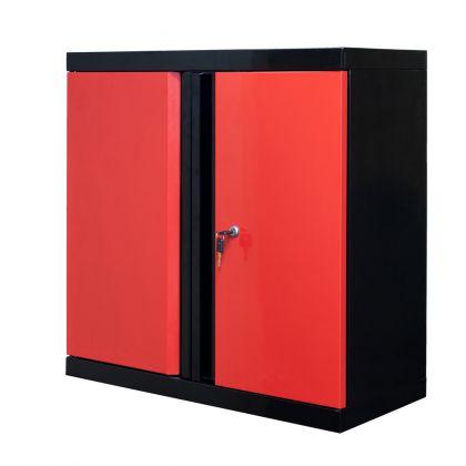 Металлический подвесной шкаф