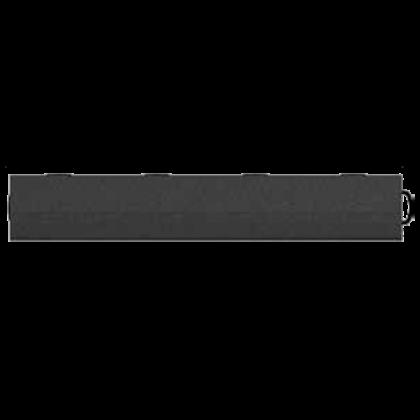 Плинтус Tech Floor, черный