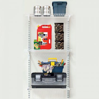 Стеллаж 66,7x120x38 см