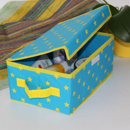 Коробка для хранения вещей, звездочки