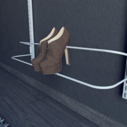 Проволочная обувница