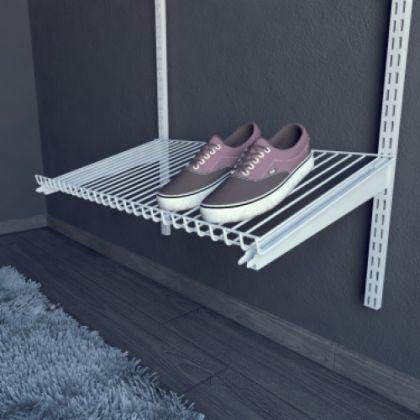 Полка для обуви с 2 углами