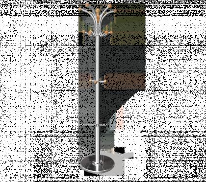 Вешалка напольная модель 29, сталь
