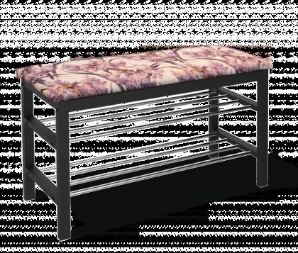 Банкетка модель 2, черная