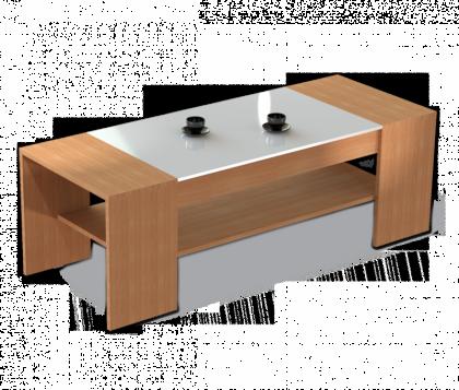Журнальный столик модель 3, орех