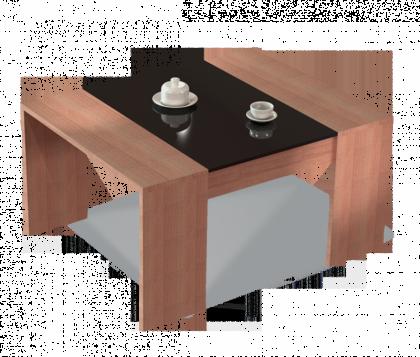 Журнальный столик модель 4, орех