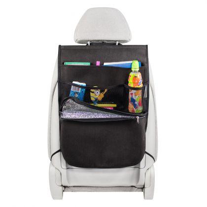 Органайзер для автомобильного сиденья с термосекцией, 55 х 40 см