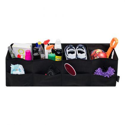 Органайзер для багажника, 4 секции с крышкой