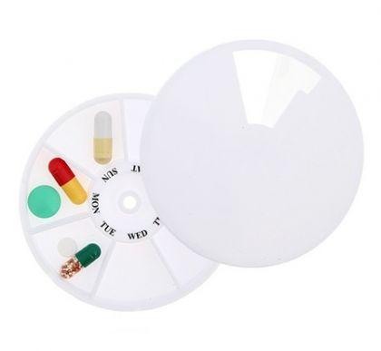 Органайзер для таблеток, модель 4