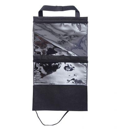 Автоорганайзер на спинку переднего сидения с отделением для планшета (30*49)