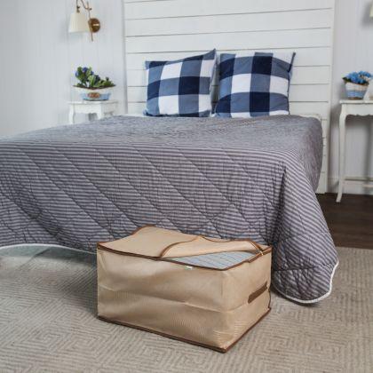 """Чехол для одеял, подушек, постельного белья """"Горох"""", 60 x 40 x 30 см"""