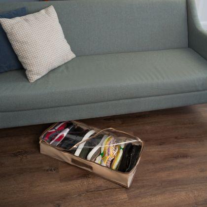 """Органайзер для обуви """"Горох"""", 66 x 32 x 11 см"""
