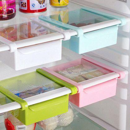 Контейнер для холодильника Homsu, белый, 16 х 15,5 х 7 см