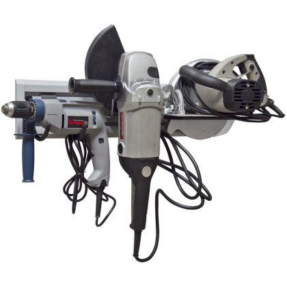 Набор для хранения электроинструментов, три предмета