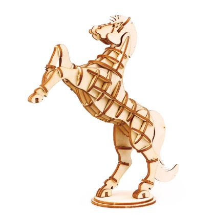 3D-пазл Лошадь 13,8x5x14,5 см